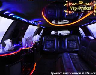 лимузин линкольн